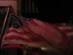 Flag, Blur!